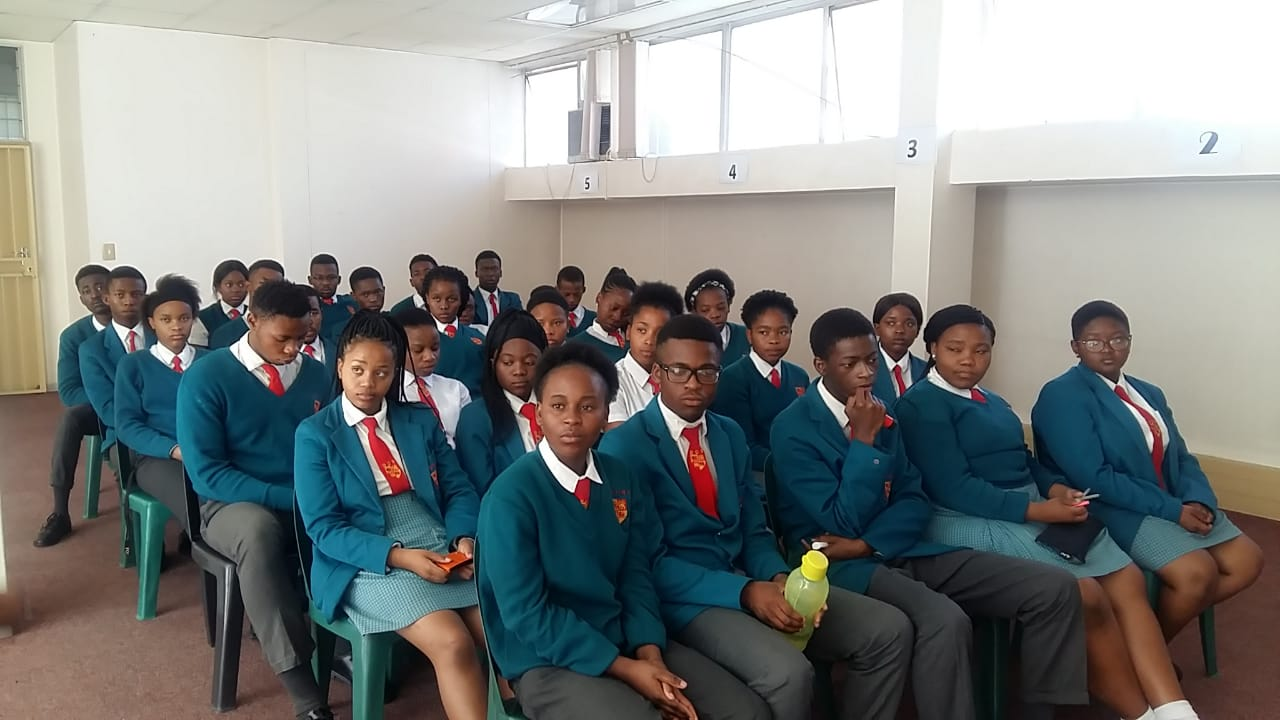 MATRIC CLASS OF 2018