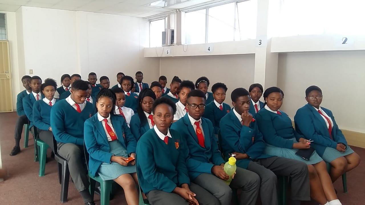 MATRIC CLASS OF 2018